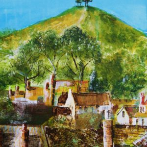 Colmer's Hill from Bridport