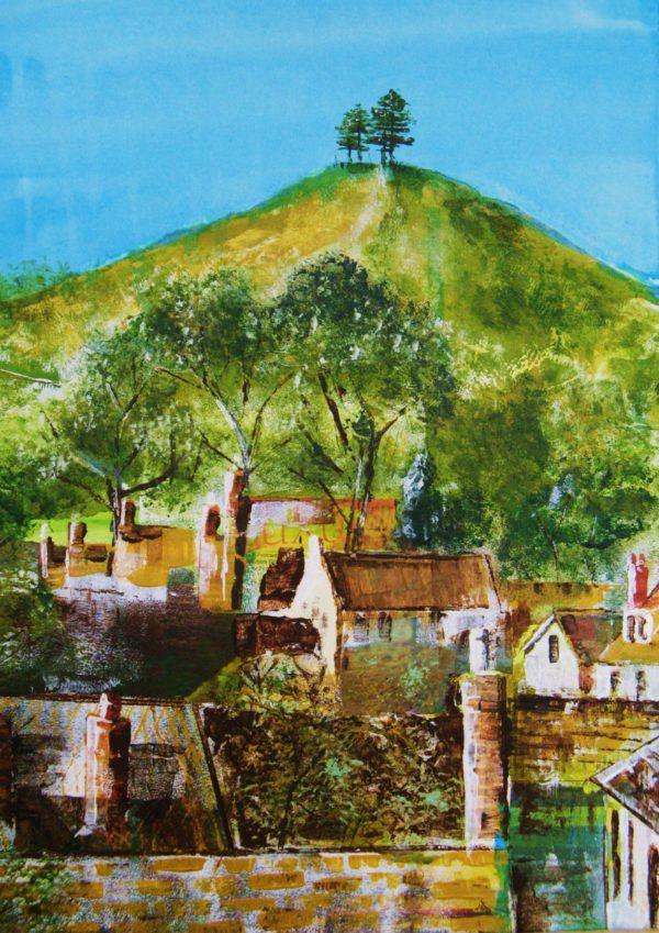 Colmer's Hill from Bridport