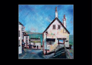Bell Cliff, Lyme Regis