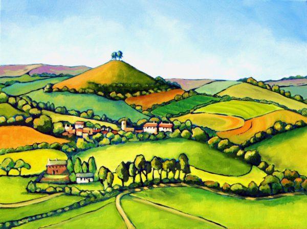 Symondsbury and Colmer's Hill