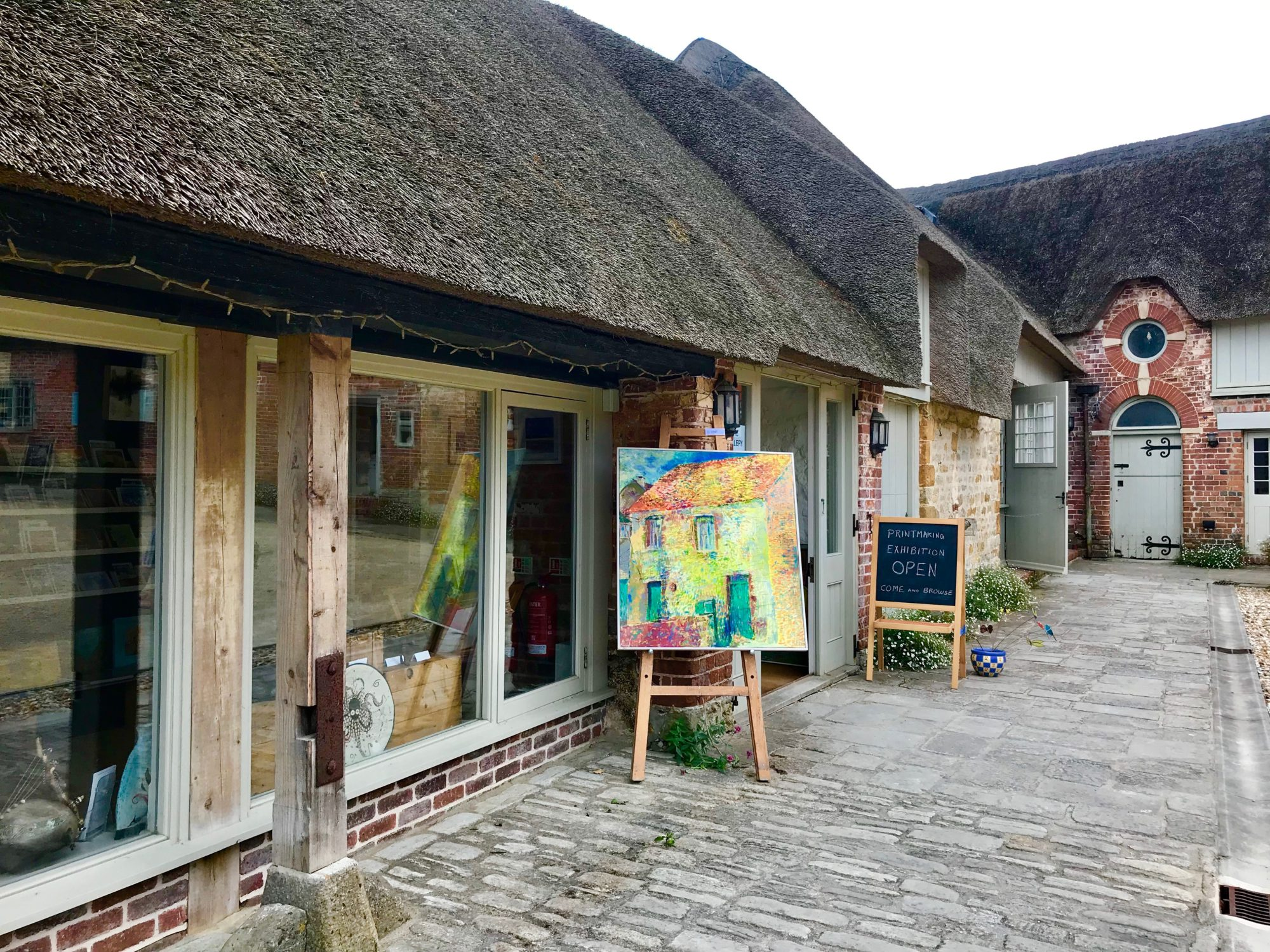 Symondsbury Gallery