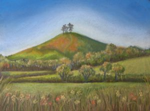 Colmer's Hill in Summer