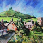 Duck Street, Symondsbury, and Colmer's Hill