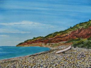 Monmouth Beach, Lyme Regis