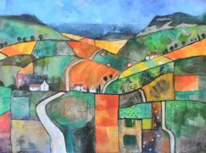 Patchwork Dorset Hills