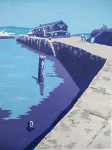 Purple Cobb, Lyme Regis