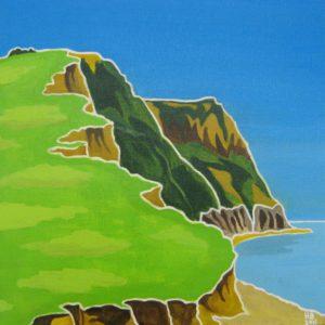 Ridge Cliff from Seatown