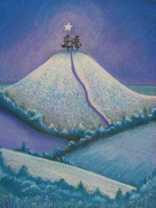 Snowy Colmers Hill
