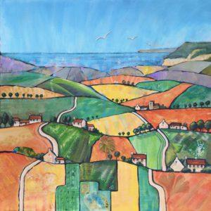 Rolling Hills of Dorset