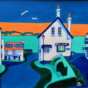 Bell Cliff House, Lyme Regis