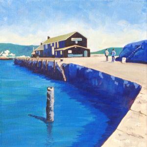 Cobalt Cobb, Lyme Regis