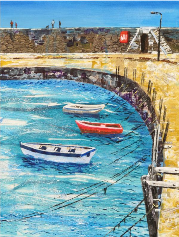 Cobb Harbour, Lyme Regis
