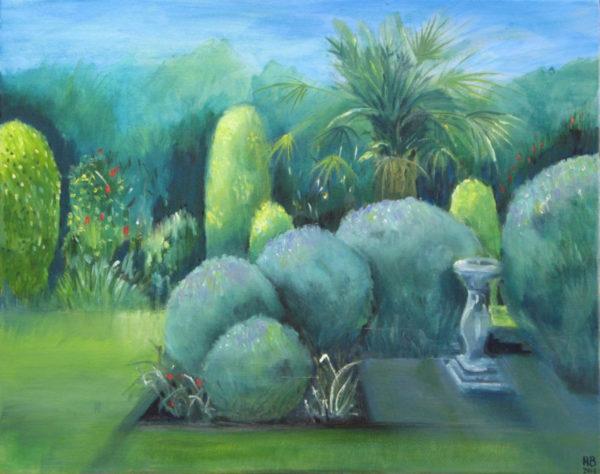 Garden Shapes II