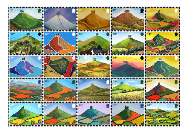 Colmer's Hill Stamp Collection 1