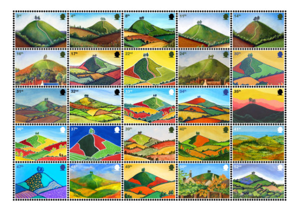 Colmer's Hill Stamp Collection 2
