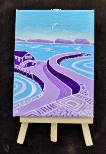 Lilac Cobb, Lyme Regis