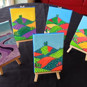 Mini Canvases