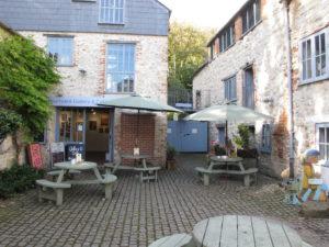 Courtyard Gallery, Lyme Regis