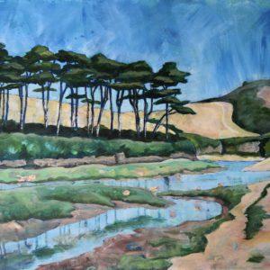 Fir Trees, Budleigh Salterton