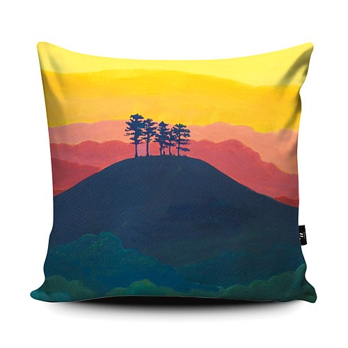Square-Sunset-Colmers-Hill-Cushion