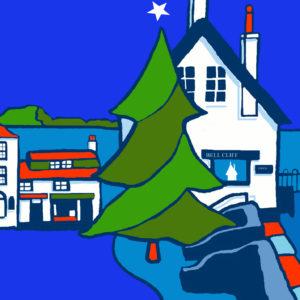 Christmas Bell Cliff, Lyme Regis