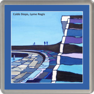 Cobb Steps, Lyme Regis
