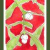 Green Mistletoe