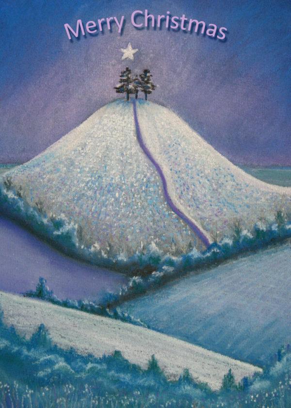 Snowy Colmer's Hill