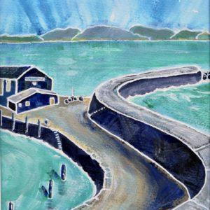 Calm Cobb, Lyme Regis