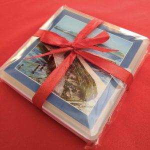Lyme Regis coaster pack