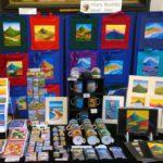 Dorset Artist stall