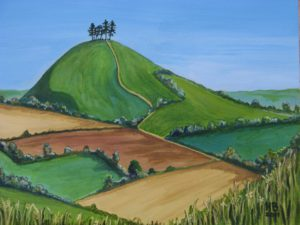 View to Colmer's Hill